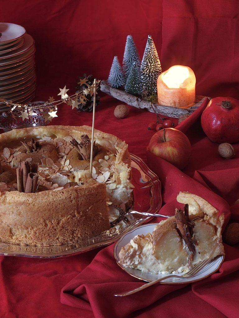 Bratapfelkuchen Kuchen Pinterest Baking Cake Und Patisserie