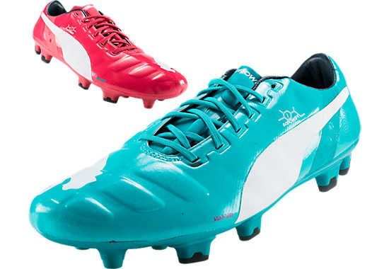 717fa78cc8d Puma evoPOWER 1 Tricks Firm Ground Soccer Cleats