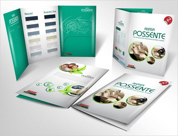Brochure Design Idea Example Brochure Design Ideas Examples For