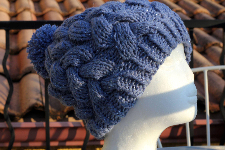 Voici ce que je viens d ajouter dans ma boutique  etsy   Bonnet ... adfb014696e