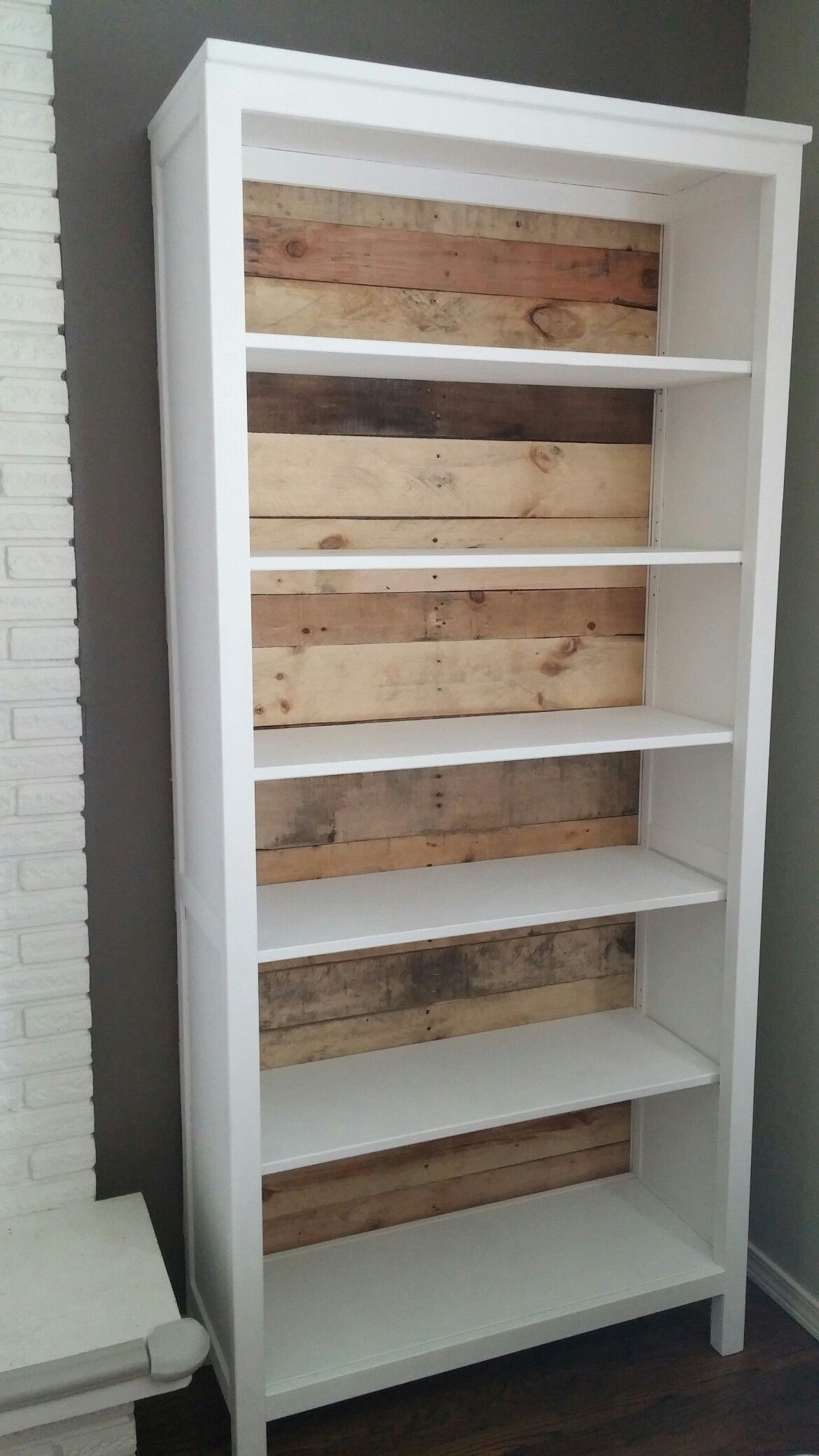Upcycled Ikea bookcase using Annie Sloan chalk paint and ...