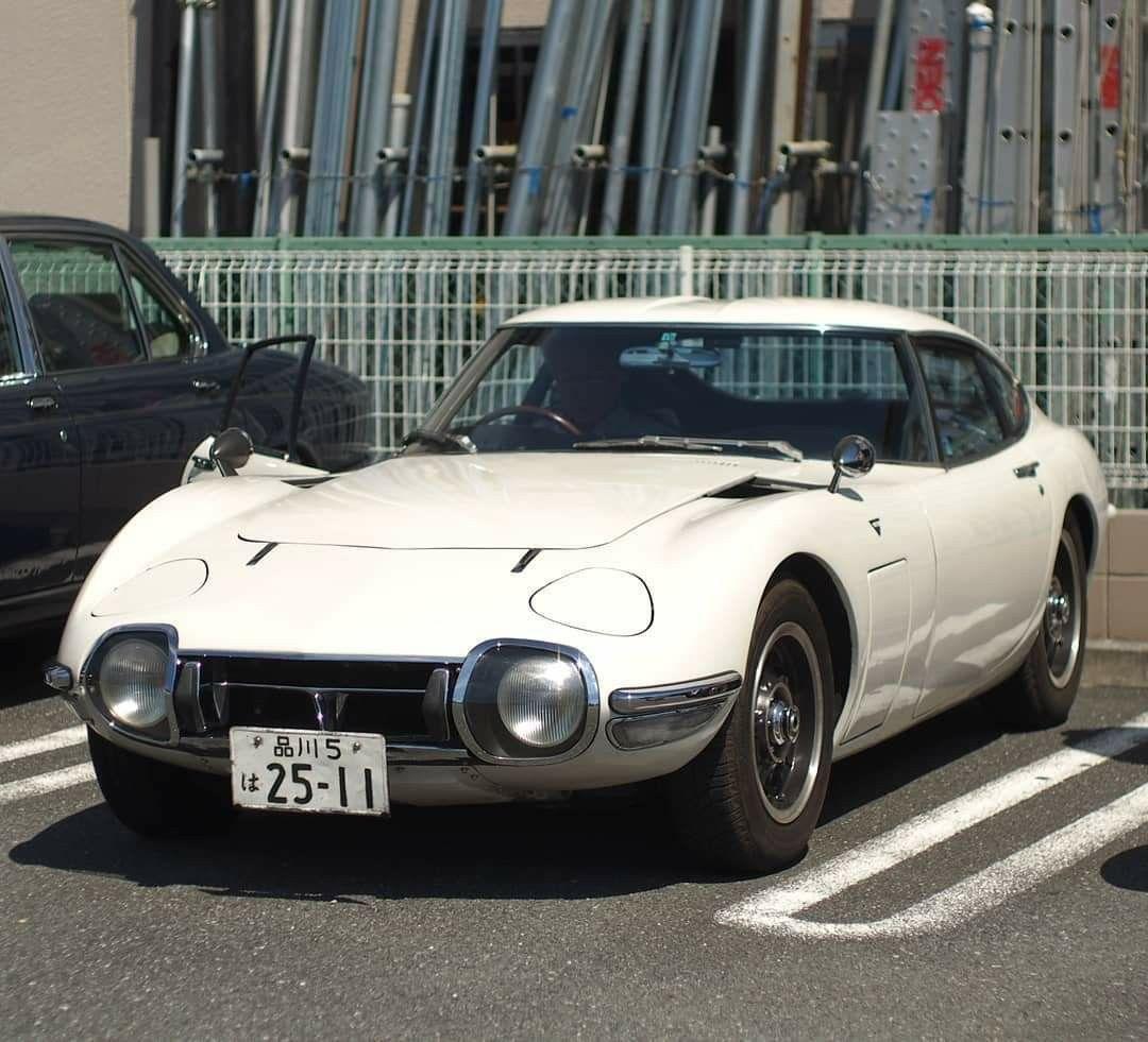 「トヨタ 豐田 toyota 2000gt」おしゃれまとめの人気アイデア|Pinterest|Theo Meeuws