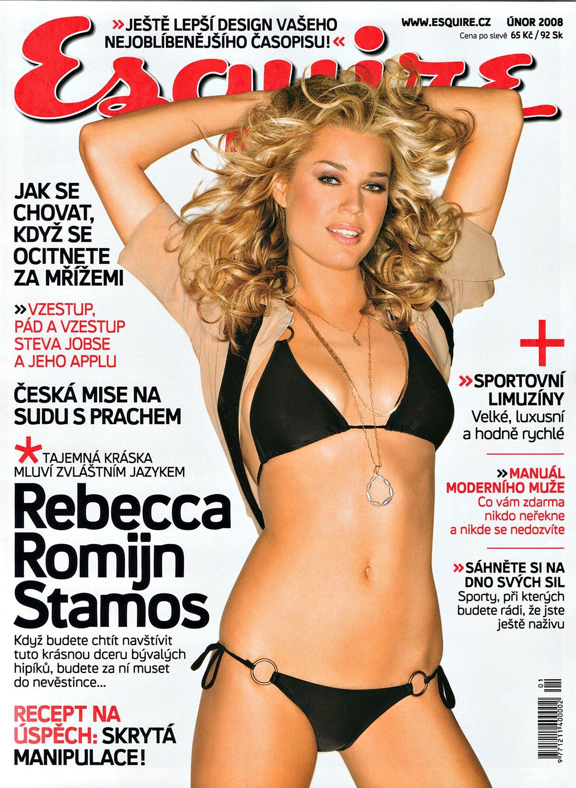Rebeccca romijin bikini