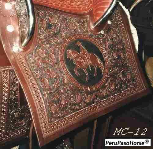 Montura de concurso para caballo de paso peruano mc12 for Montura llave de paso