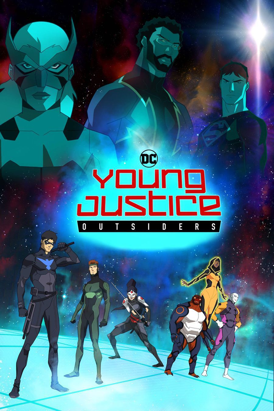 Pin On Dc Young Justice