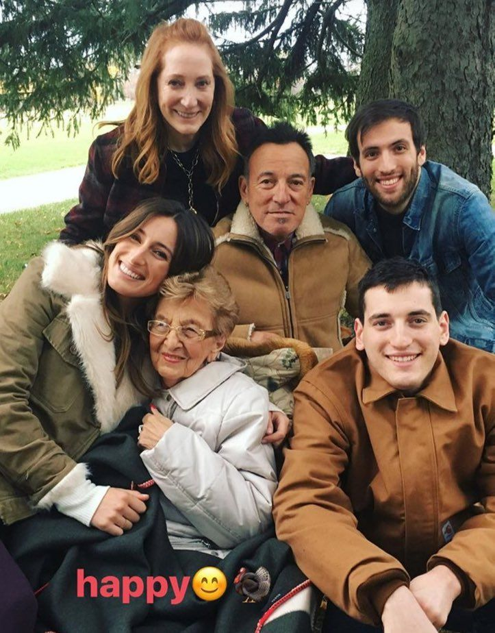 Image result for springsteen family photos