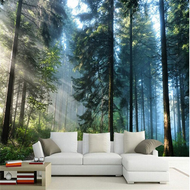 Compare Prices on Nature Paintings Wallpaper- Online Shopping/Buy ...