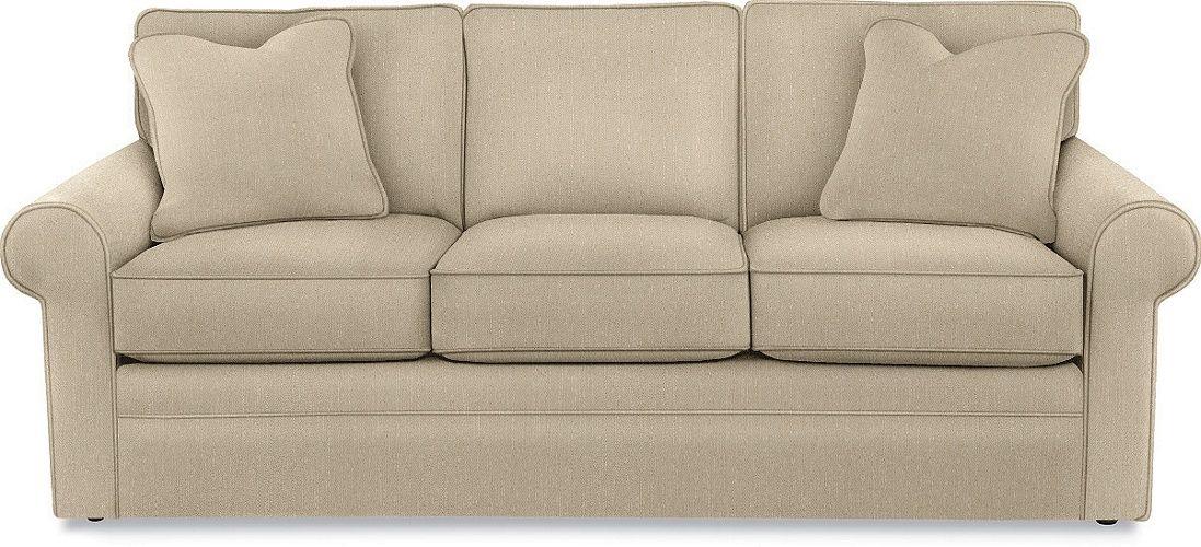 LA Z BOY Collins Sofa In Sandstone