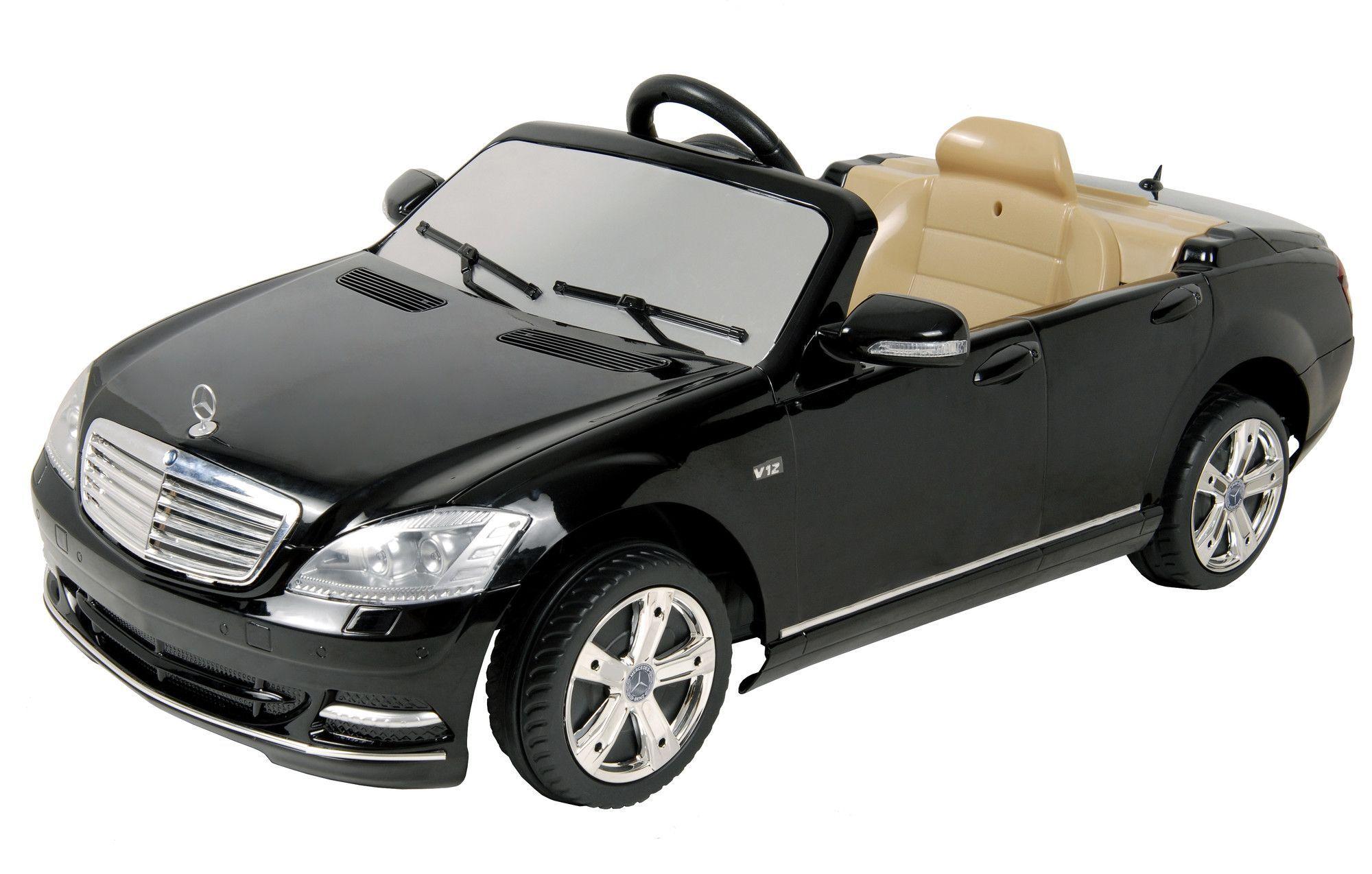 6v Mercedes Benz S Klasse W221 Car