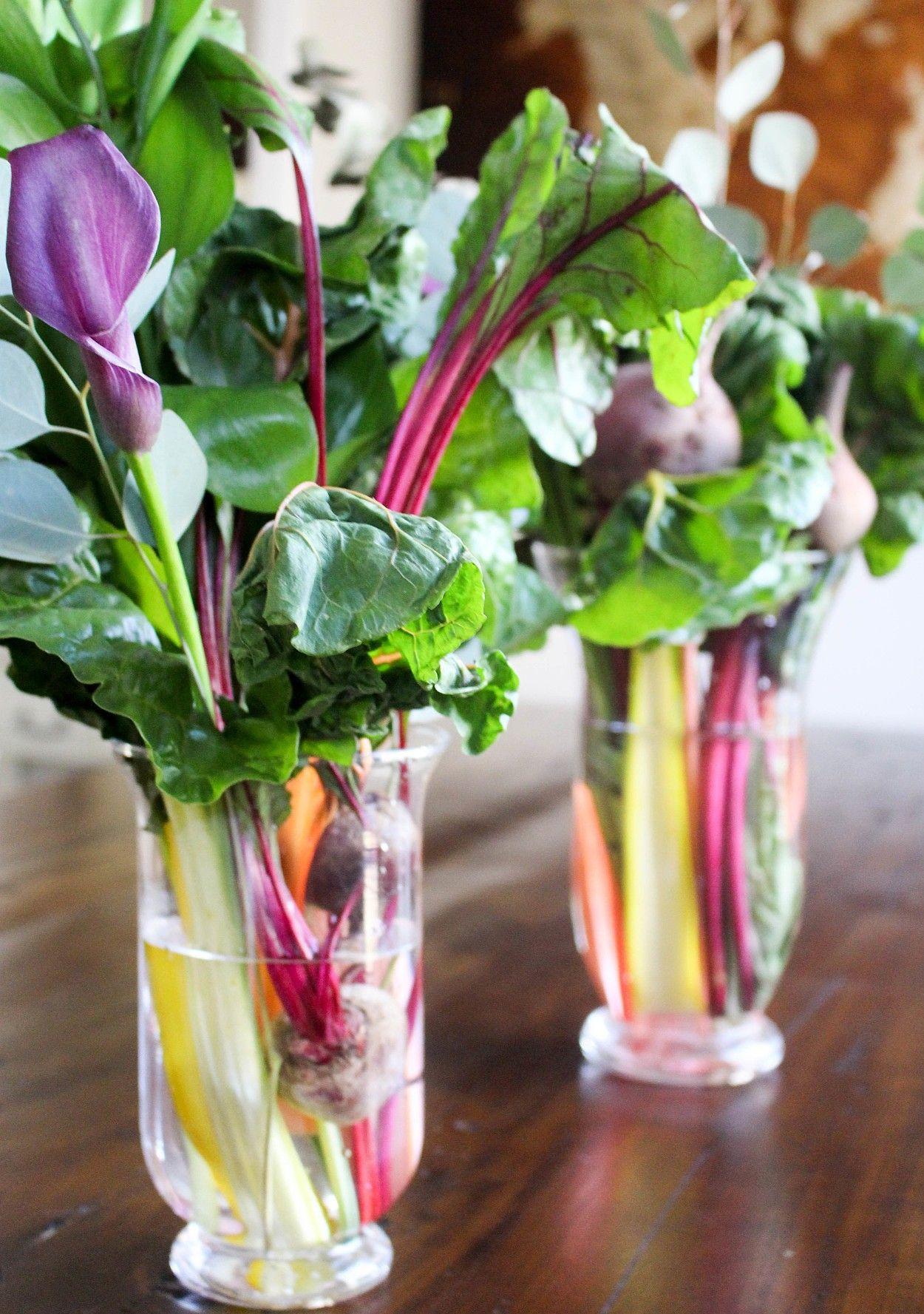How To Make A Bouquet Out Of Vegetables Florals