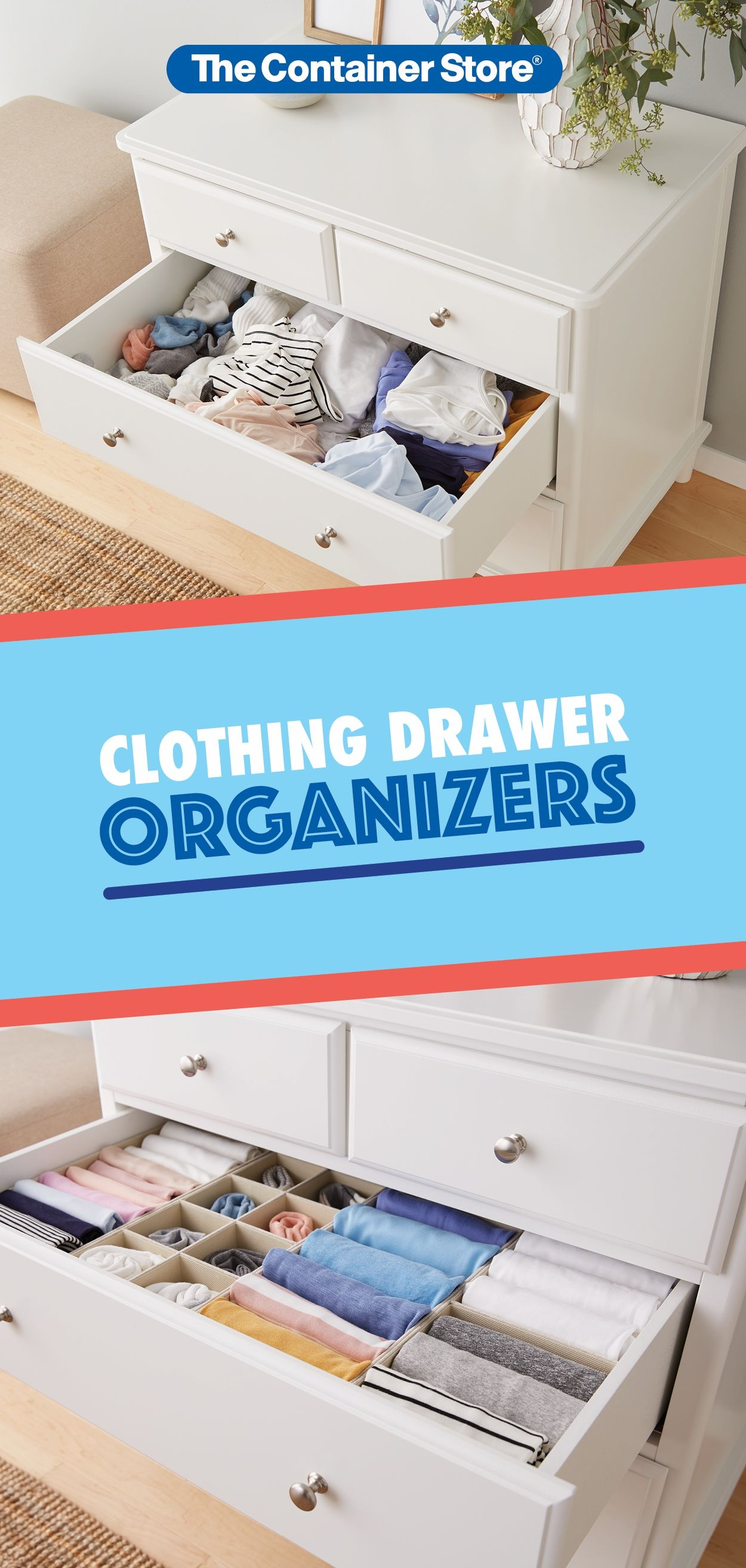 Great Ways To Get Those Drawers Ready For Your Little Bundle Of Joy With Images Nursery Drawer Organization Deep Drawer Organization