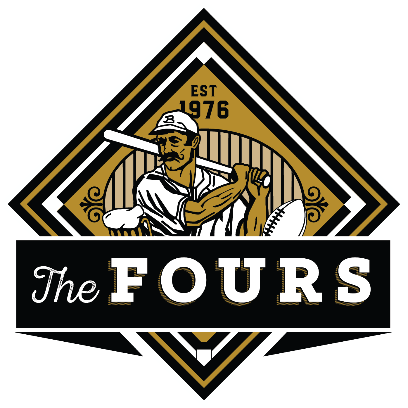 Boston — The Fours Restaurant & Sports Bar Sports bar