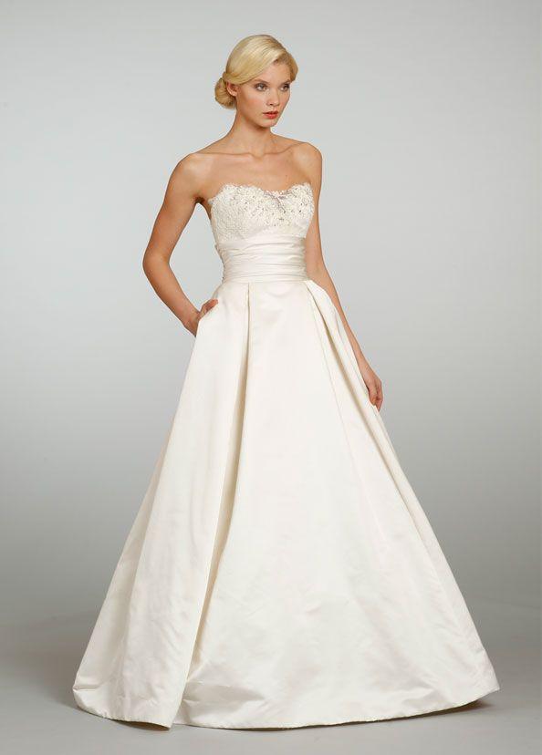Silk Faced Duchess Satin   wedding gowns   Pinterest   Ruha