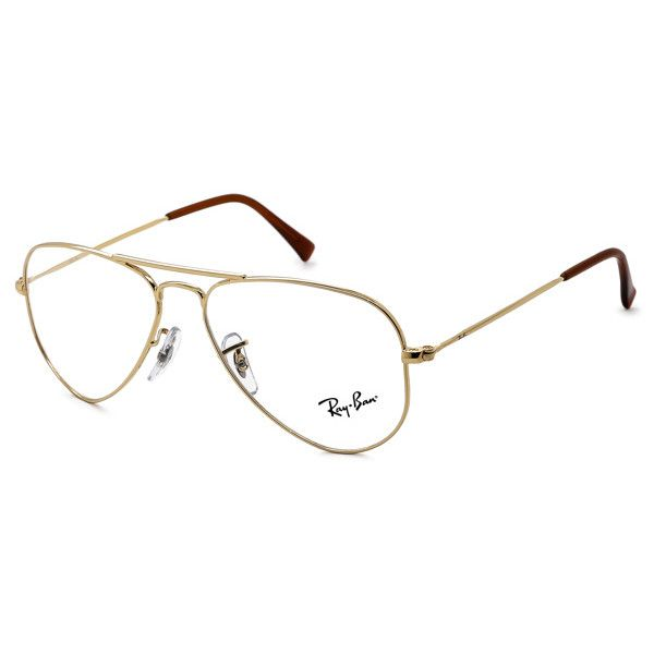 a82cfc51e8 Ray-Ban RX6049 Icons 2500 Eyeglasses ( 115) ❤ liked on Polyvore featuring  accessories