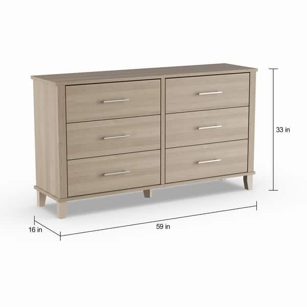 Best Strick Bolton Elizabeth Ash Grey Headboard Dresser And 640 x 480