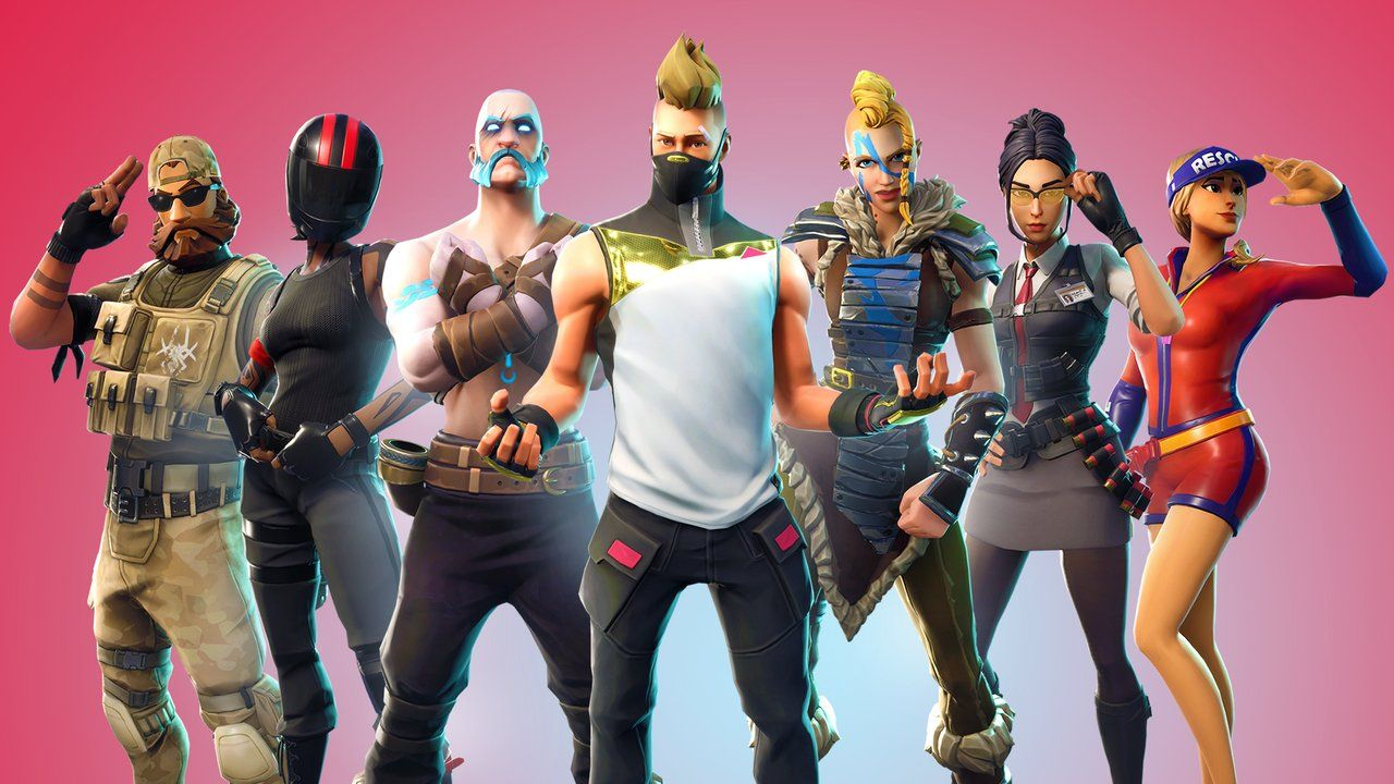 Fortnite Season 5 Battle Pass Check Out Every Skin Dance Back Bling Glider Harvesting Tool And Contrail In The Season 5 Fortnite Battle Royale Game Epic Games