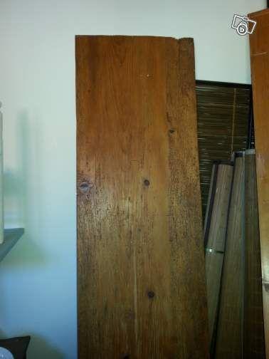 Planche bois ancienne Bricolage Aude - leboncoinfr à poncer pour le