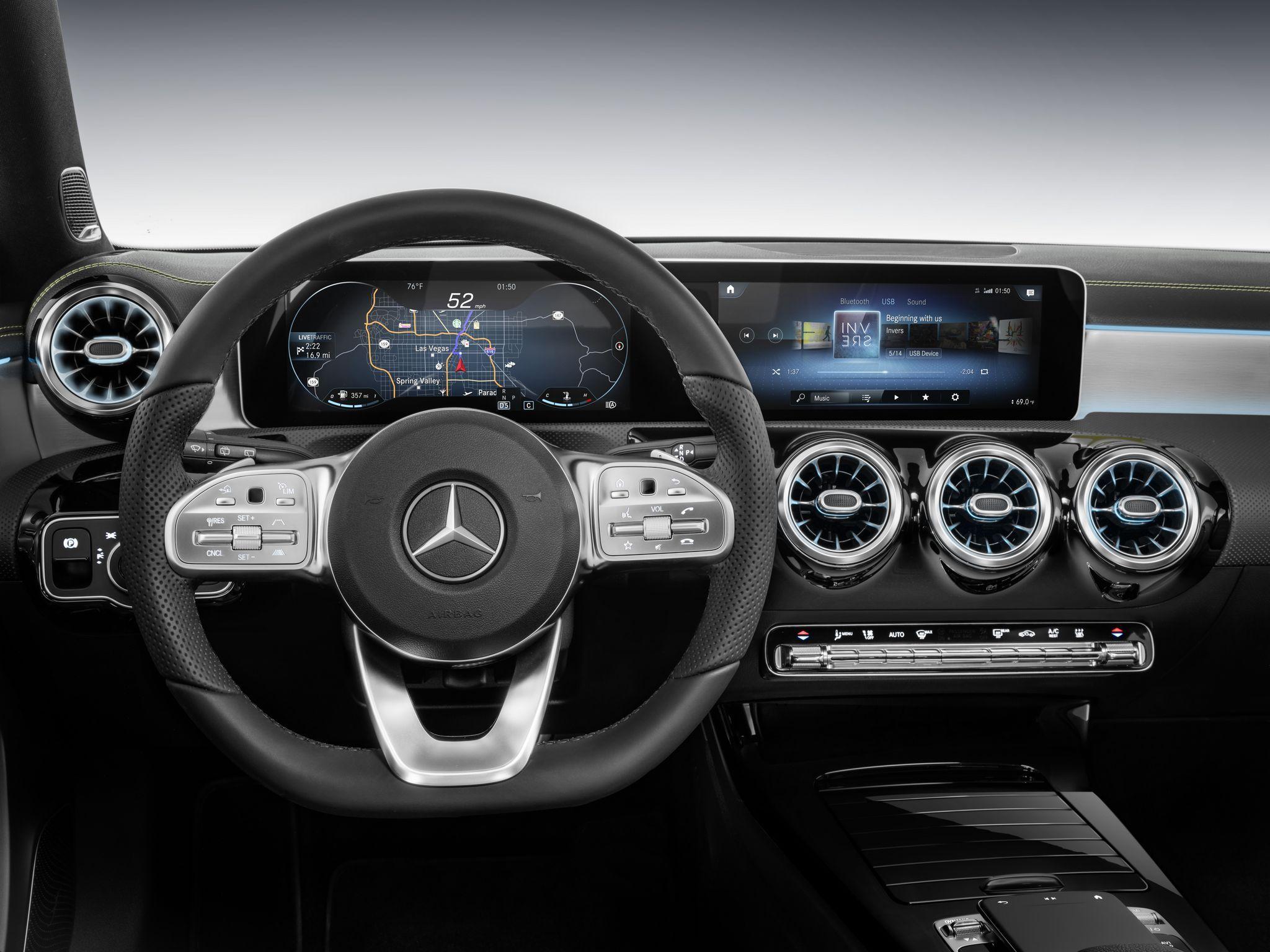 CES Neue Mercedes me Dienste mit MBUX MercedesBenz
