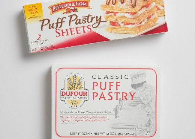 Working with Frozen Puff Pastry Is Easier Than You Think
