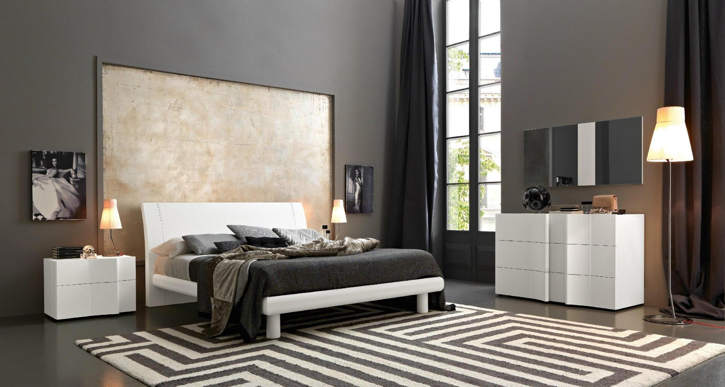Weiße Schlafzimmer Möbel Schlafzimmer einrichten