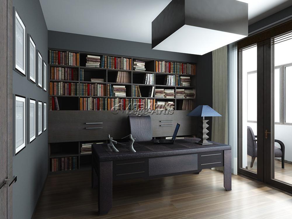 дизайн домашнего кабинета с фото два года
