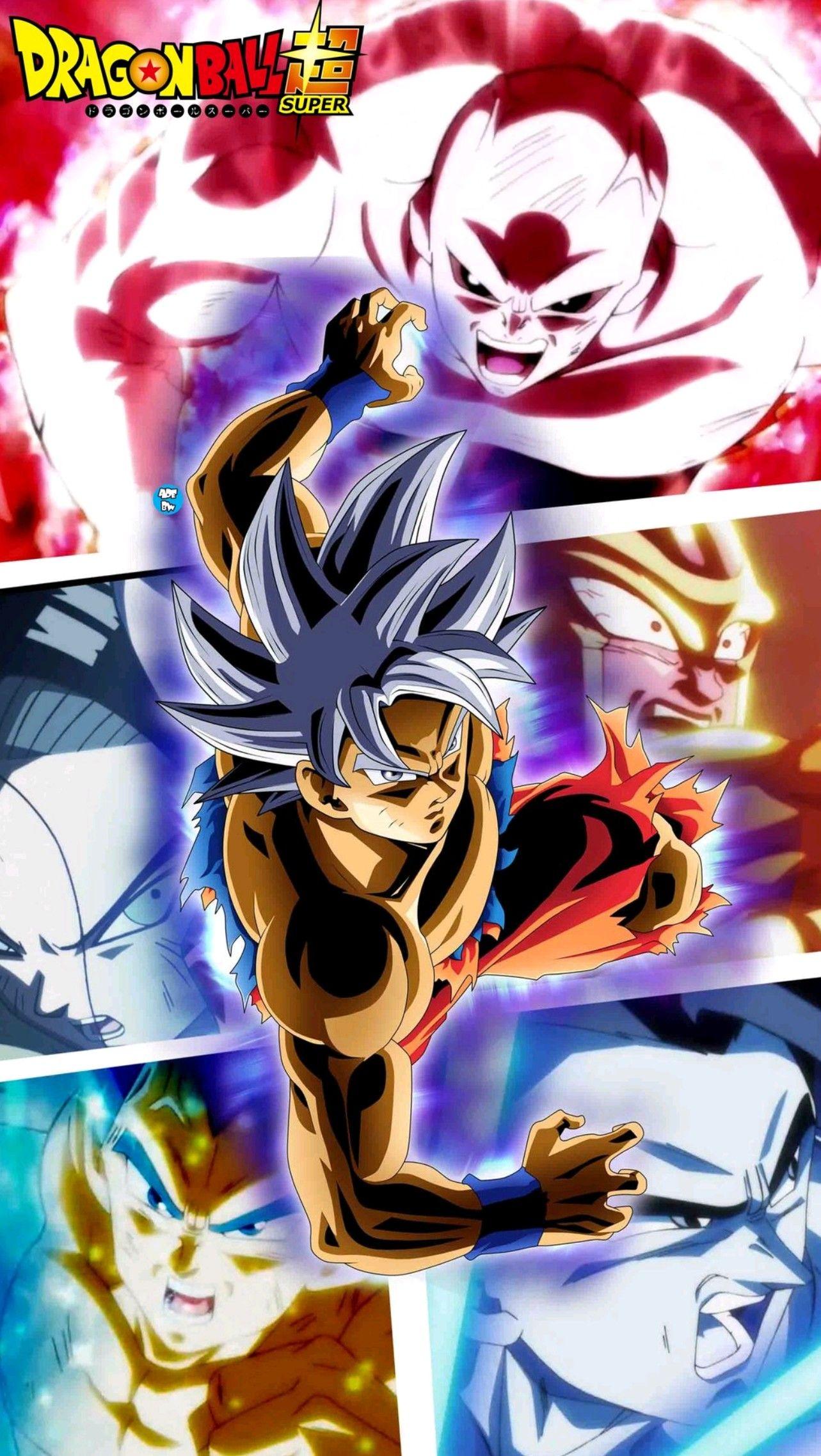 Goku Ultra Instinct Mastered Dragon Ball Super Dessin Goku Sangoku Dragon Ball Super