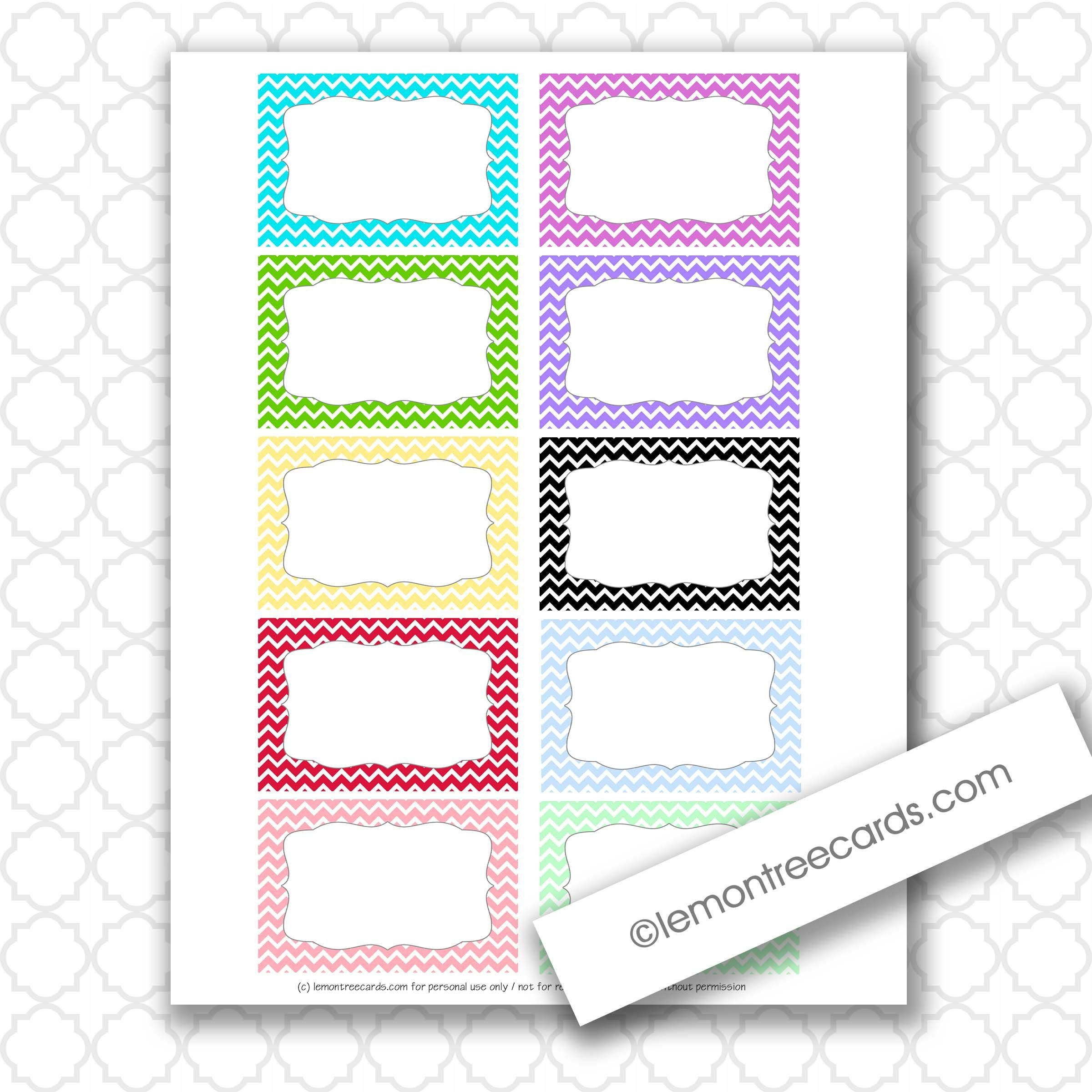 Printable Index Card Templates 3x5 And 4x6 Blank Pdfs With