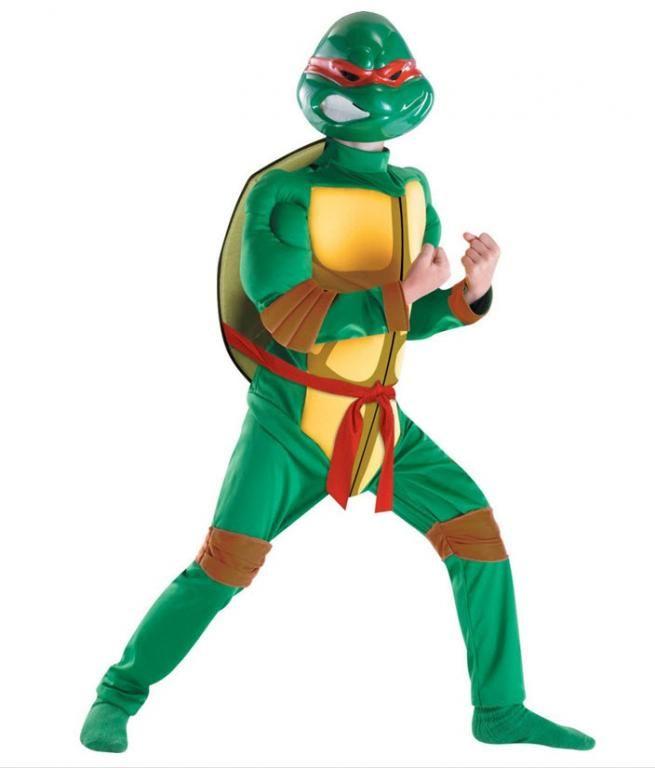 140e1960bb5 Raphael Ninja Turtle Costume Raphael Teenage Mutant Ninja Turtle ...