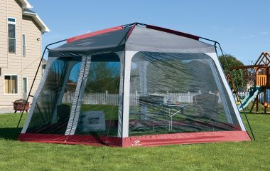 Cabelau0027s Trekker™ Screen House 15x17u0027 $169.99 & Cabelau0027s: Trekker™ Screen House 15x17u0027 $169.99 | Camping ...