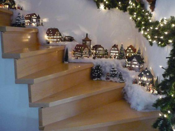 So erstellen Sie 20 Mini-Weihnachtslandschaften. tolle ideen!