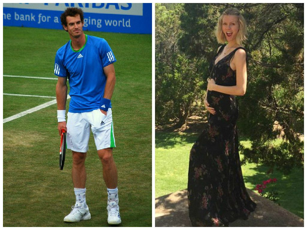 Andy murray twitter - Twitter Goes Crazy After News On Andy Murray Expecting Baby With Brooklyn Decker
