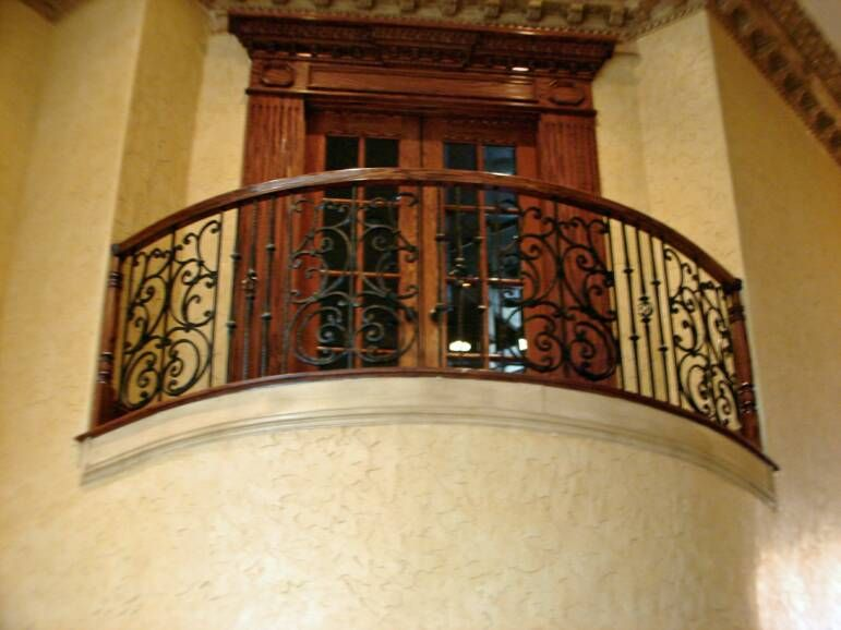 Image Detail For  Houston Stair Parts Remodel Wrought Iron Rebecca Panels  Tuscan