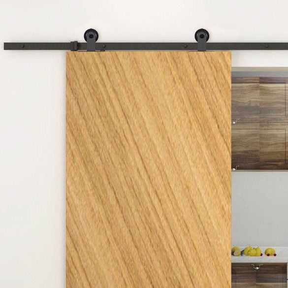 Modern European Barn Roller Closet Door Hardware