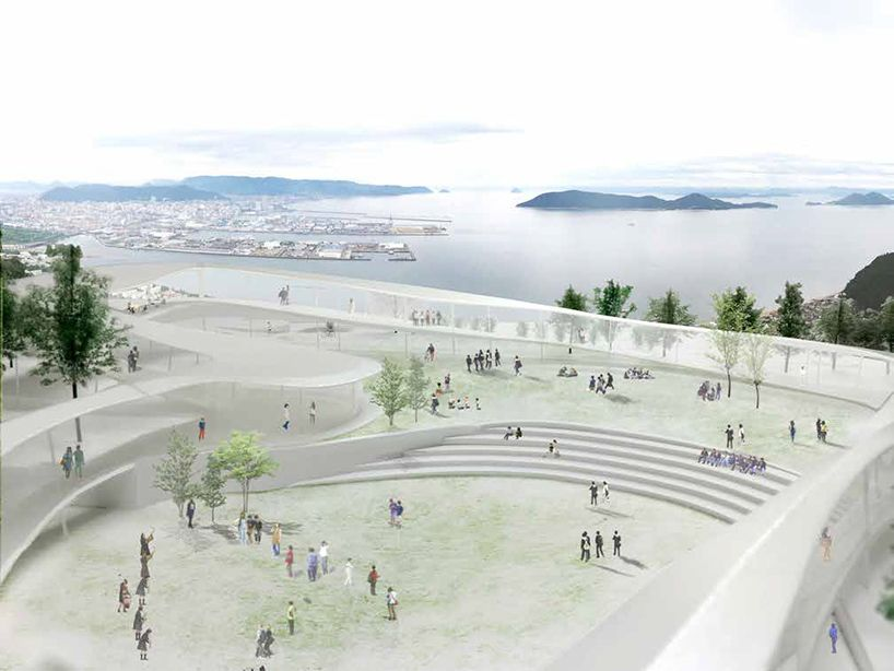 SUO chosen ahead of fujimoto and ishigami to design mountaintop gallery in japan