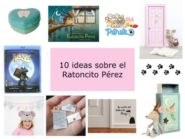 10 Ideas Sobre El Ratoncito Pérez Ratoncito Pérez Ratones Manualidades