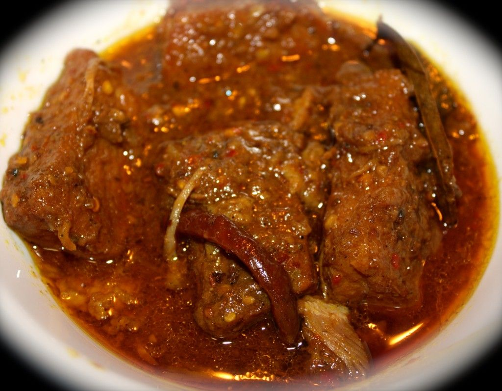 The Fiery Pork Vindaloo Recipe Lrecipes Recipes Roti Goreng Mama Fatma By Amb A Straight From Heart Of Goa Is Here To Win Over Your Tastebuds Be Prepared Seduced This Feisty Indo Portuguese Preparation