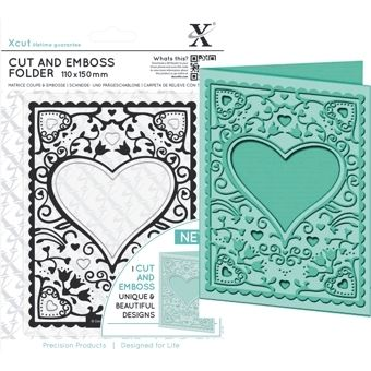 Best Wishes great for Cards or Crafts Xcut Mini Dies