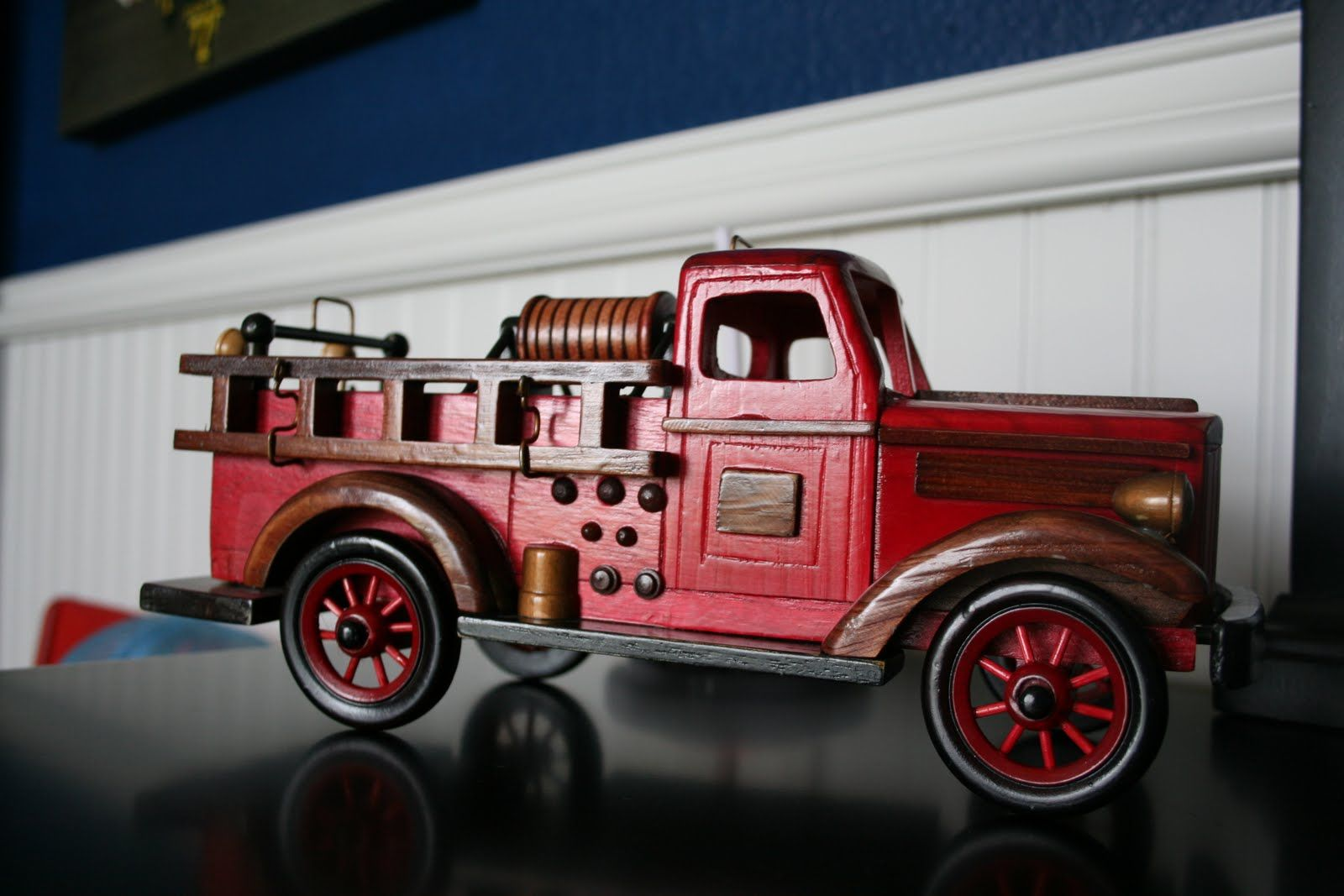 1000 images about Boys Room Ideas on Pinterest Fire trucks