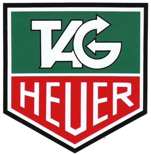 Tag Heuer Logo Calcomanias Para Coches Vinilos Para Autos Relojes De Marca