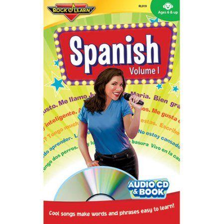 Spanish, Multicolor
