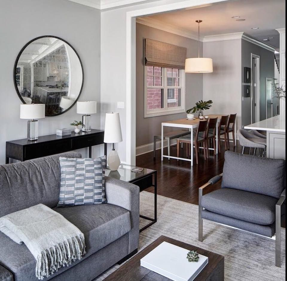 Interior By Dan Rak Design Utilizing Our Milo Baughman 951 Design