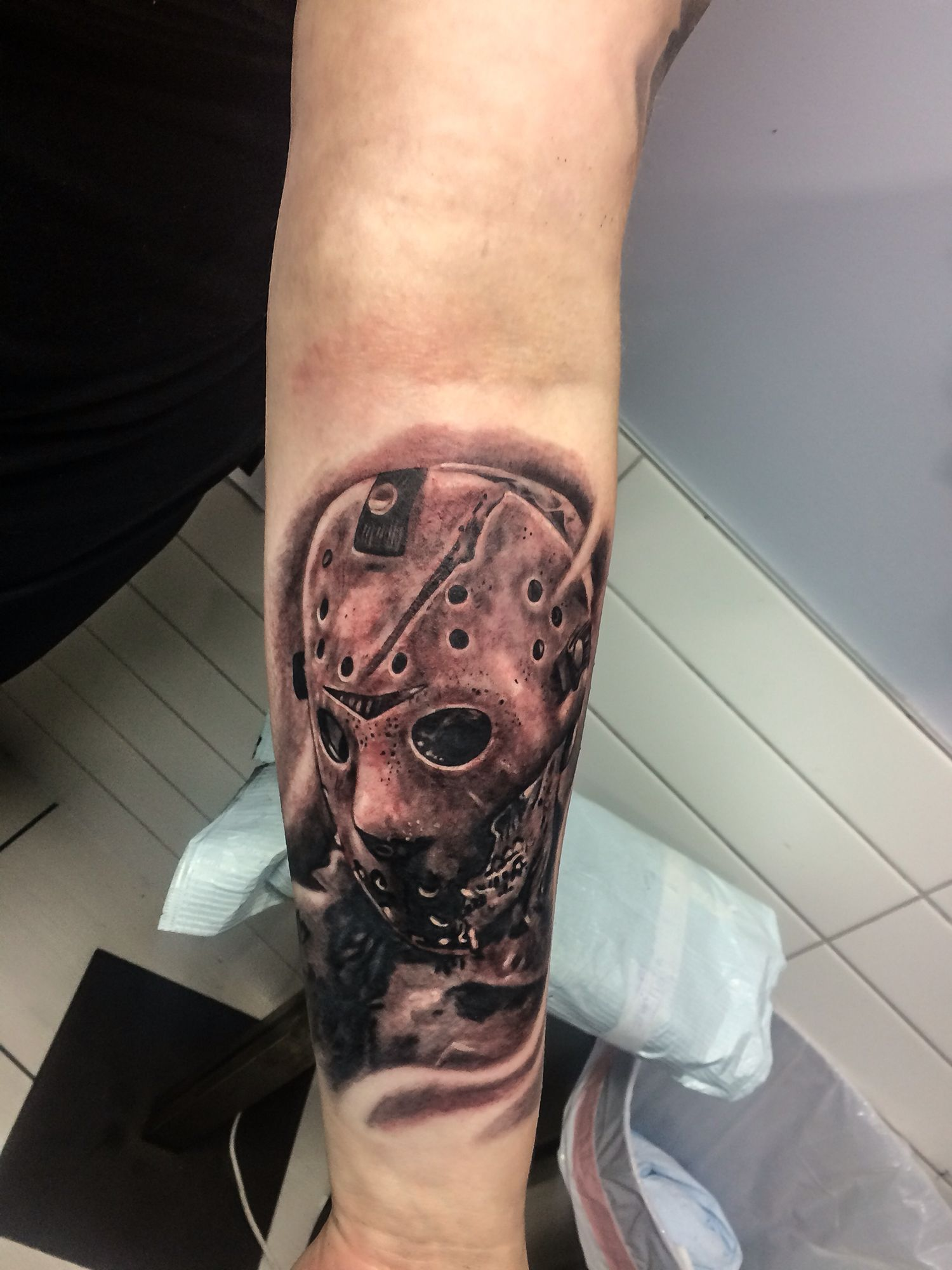 Friday The 13th Friday The 13th Tattoo 13 Tattoos Tattoos