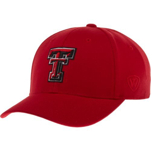 Top of the World Men's Texas Tech University Premium Collection Memory Fit™ Cap