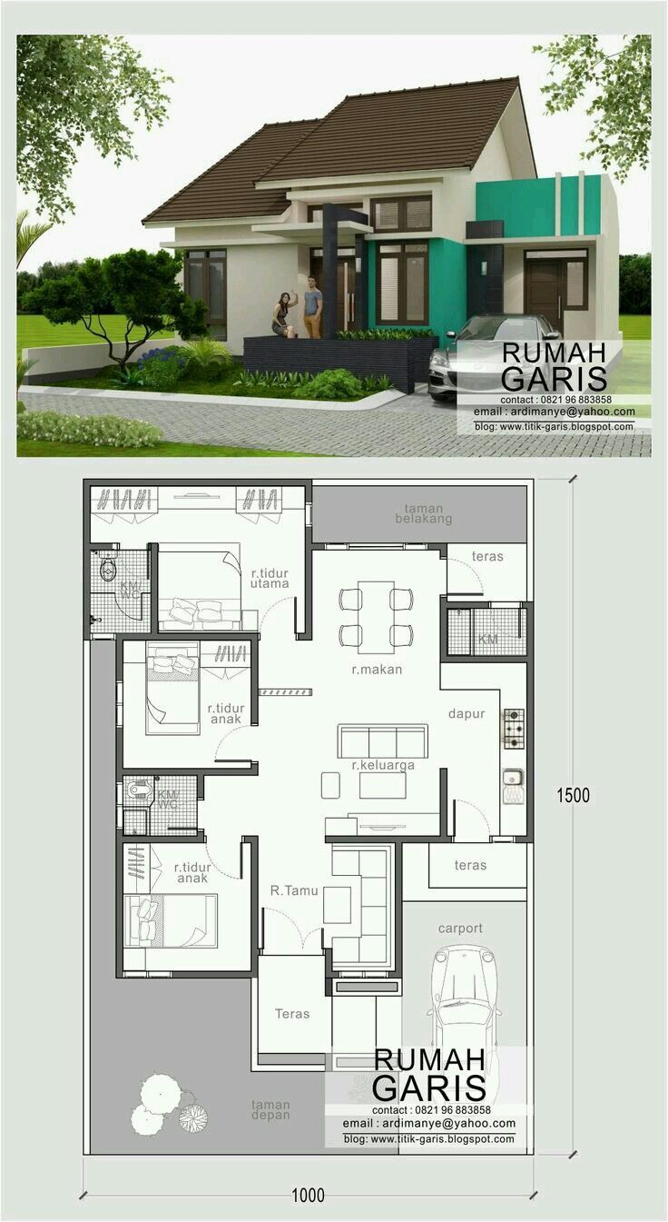 Dream house plans bungalow modern small also best images in rh pinterest