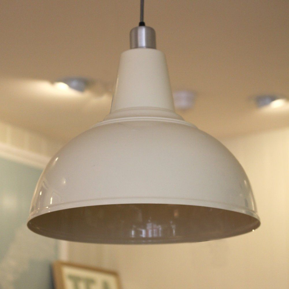 Large Cream Metal Kitchen Ceiling Lamp Unelmia Kotiin - Large kitchen ceiling light fixture