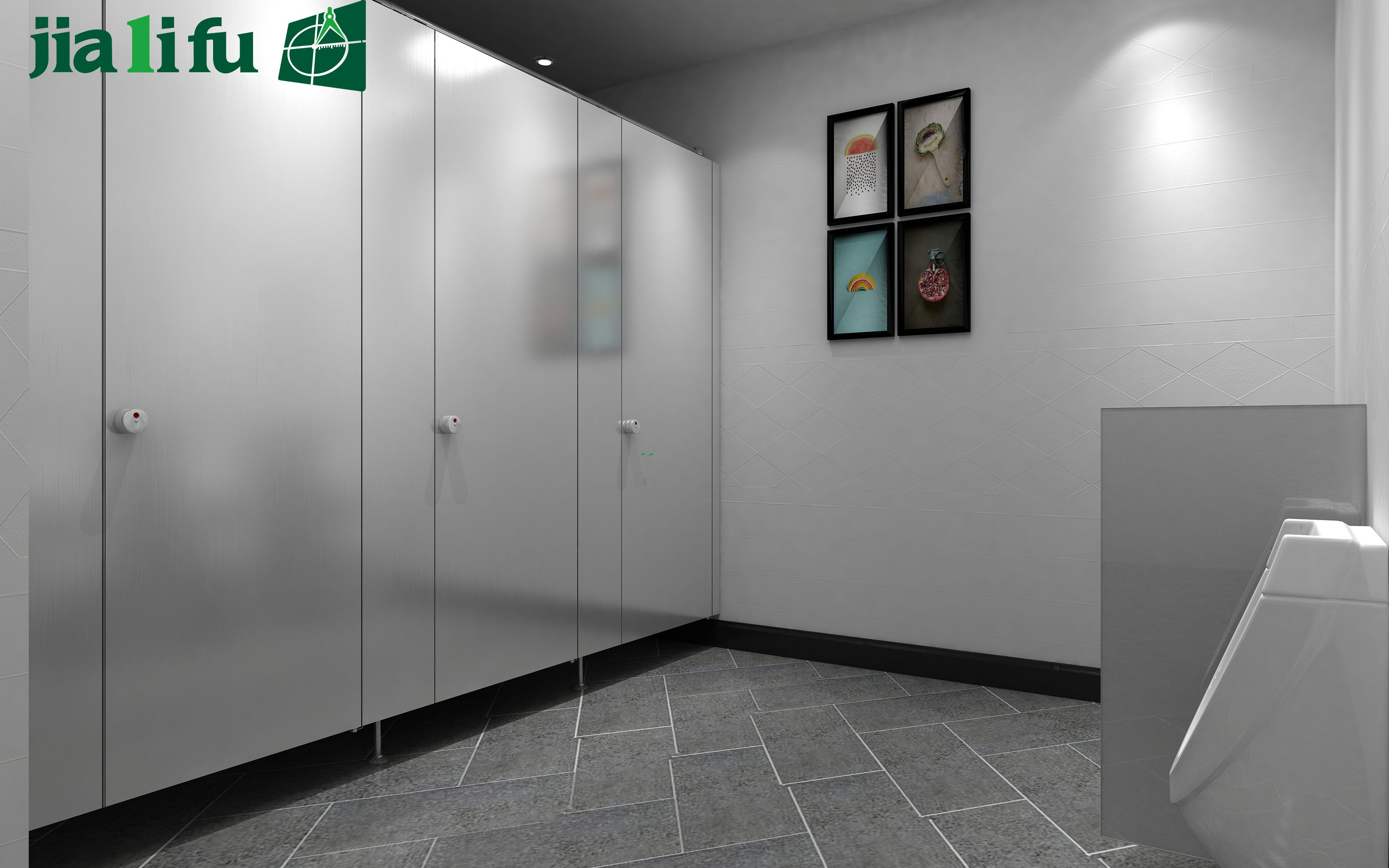 Stainless Steel Bathroom Partitions Exported To Oversas Bathroom
