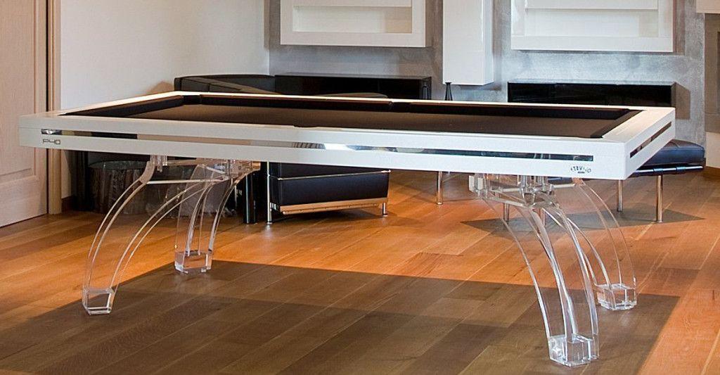 Design Mobel U2013 Benutzerdefinierte Pool Tische U2013 12 Erstaunliche Ideen Und  Bilder