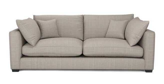 Keaton Weave 4 Seater Sofa Seater sofa, Sofa, Sofa bed sale