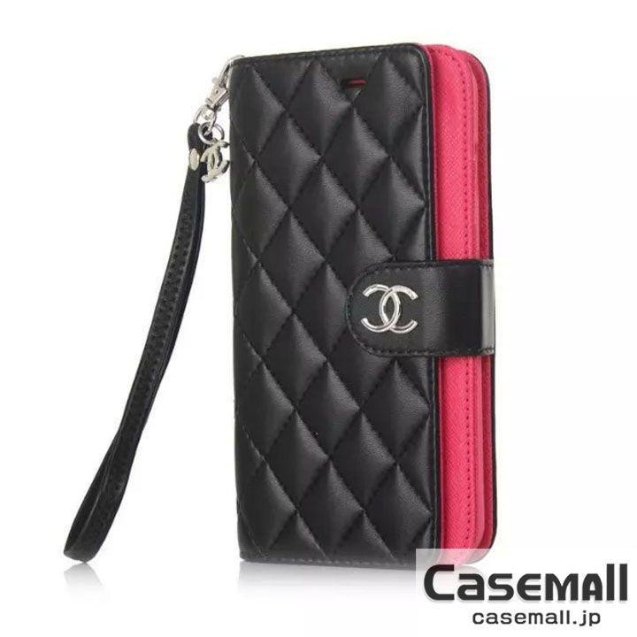 cd4609f10733 iPhone SE ケース 手帳型 ブランド シャネル | 欲しいもの | Chanel ...
