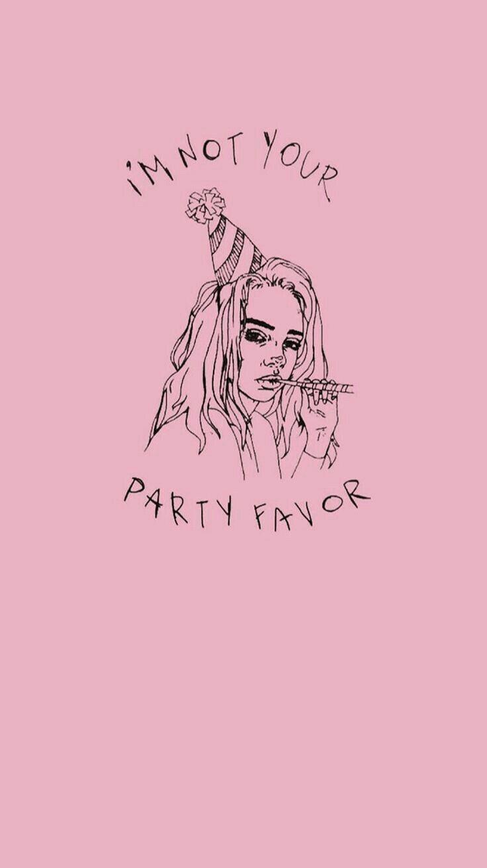 Billie Eilish In 2020 Billie Billie Eilish Pink Lyrics